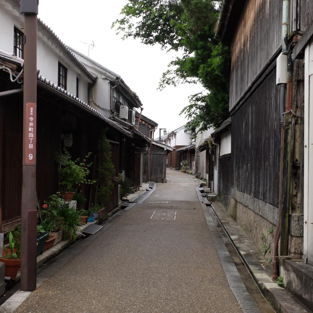 奈良今井町